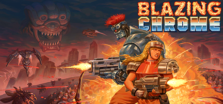 Blazing Chrome v0.0.7.a