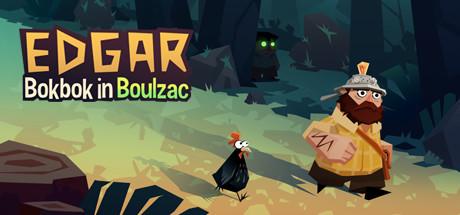 Edgar — Bokbok in Boulzac