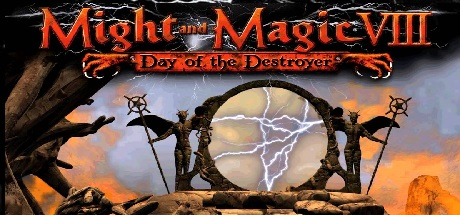 Might and Magic 8 Day of the Destroyer