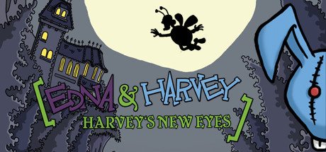Edna & Harvey Harvey's New Eyes