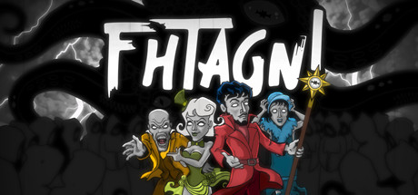 Fhtagn Tales of the Creeping Madness