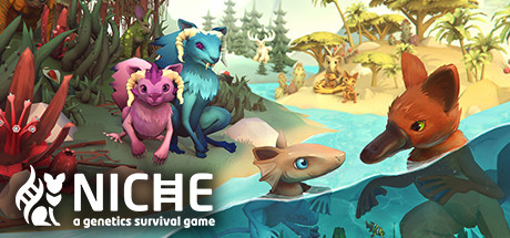 Niche — a genetics survival game