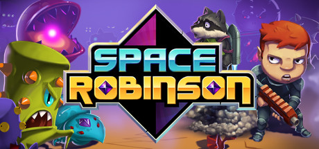 Space Robinson Hardcore Roguelike Action v2.1