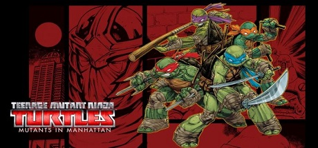 Teenage Mutant Ninja Turtles Mutants in Manhattan