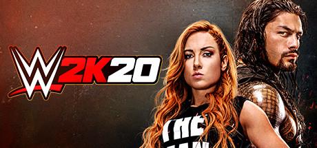 WWE 2K20 v1.08