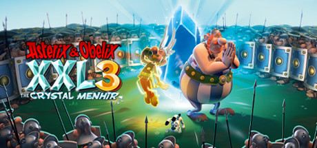 Asterix & Obelix XXL 3 The Crystal Menhir v1.59