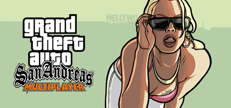 GTA San Andreas Multiplayer (SAMP)