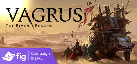 Vagrus — The Riven Realms v0.4.5