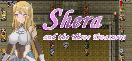 Shera and the Three Treasures