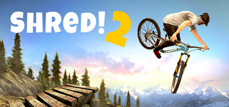 Shred! 2 — Freeride Mountainbiking