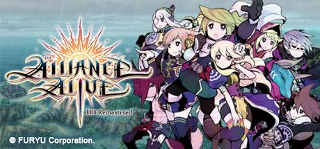 The Alliance Alive HD Remastered v1.03