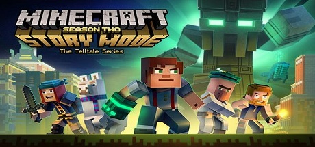 Minecraft Story Mode — Season Two