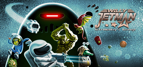 Willy Jetman: Astromonkey's Revenge v1.0.33